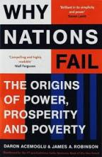 Why Nations Fail – James A. Robinson & Daron Acemoğlu (2012)