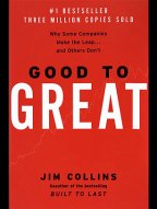 Good to Great – Jim Collins (2001)