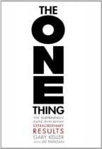The One Thing – Gary Keller (2013)
