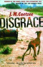 Disgrace – J.M. Coetzee (2003)