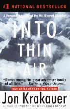 Into Thin Air – Jon Krakauer (1997)
