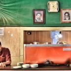Cafe Naderi, Teheran