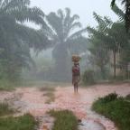 Rainy day in Madagascar