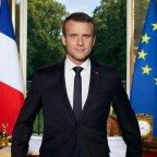 Macron achter de schermen