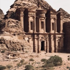 Ad-Deir Monastery, Petra – Jordan
