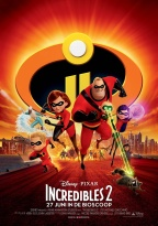 The Incredibles zijn er weer!