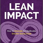 Lean Startup thinking for the social sector