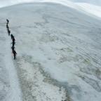 Onze prachtige Elbrus expedite (5642m)